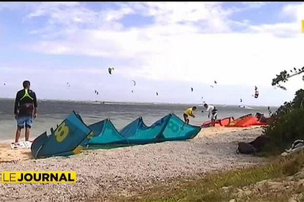 Nouvelle-Calédonie : le kitesurf et la sécurité remis en question