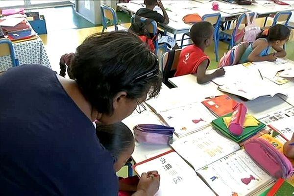 Rythmes scolaires : semaine de 4 jours - Ecole de Bras-Fusil