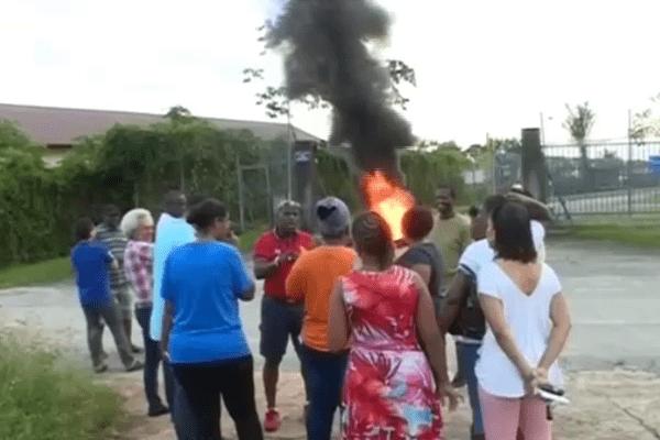 l'ouest guyanais en colère