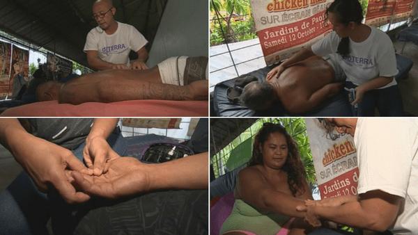 SDF massage Tipaerui