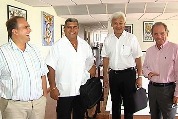 délégation Wallis et Futuna