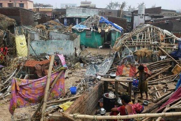 cyclone Fani inde Puri 040519