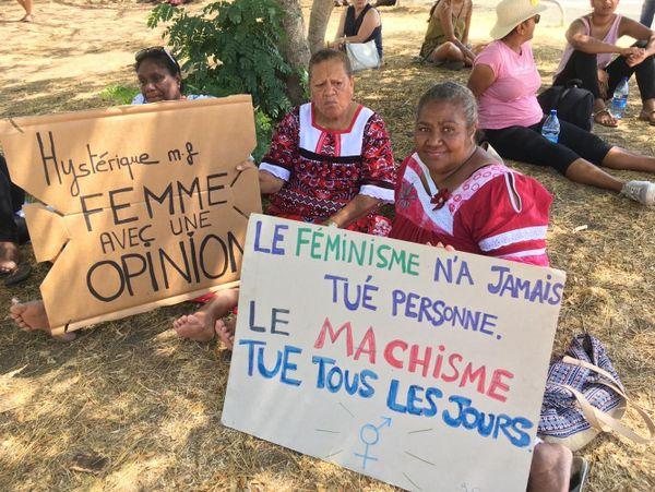 Marche des femmes en colère, 25 novembre 2019