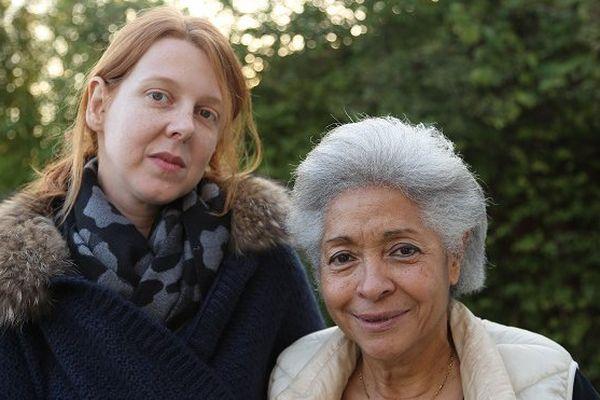 Maman de Jean-Jacques Kirchheim et Faustine sa compagne
