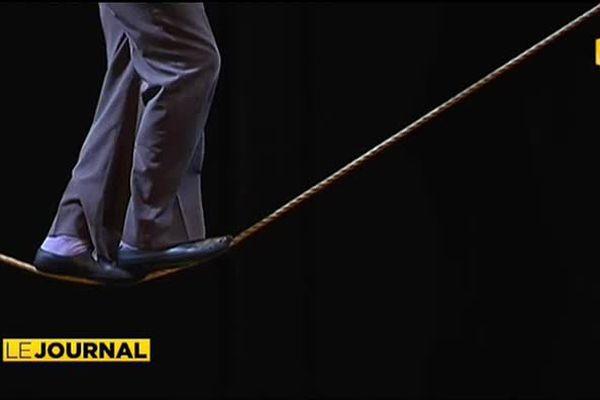 Cirque : le one man show de Jamie Adkins