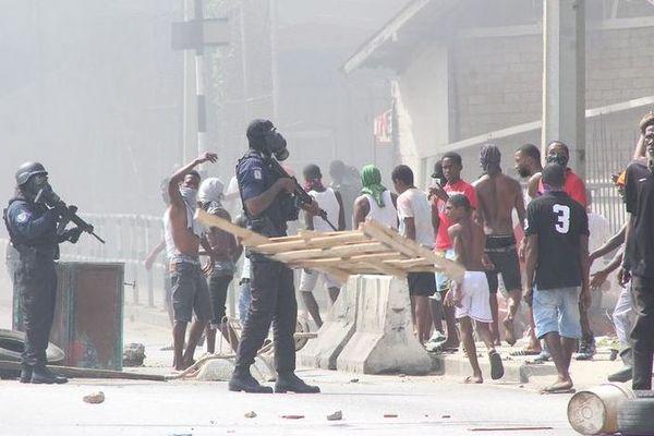 Trinidad et Tobago et violence