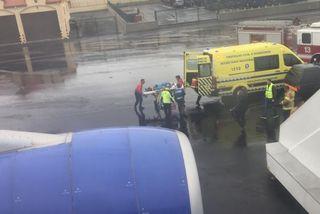 avion aux Açores