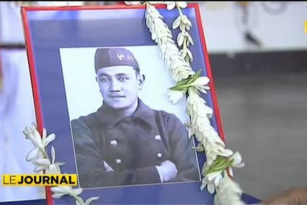 Mort pour la France en 1940, le caporal Lequerré sera inhumé à Tahiti samedi