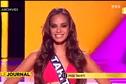 Hinarani de Longeaux en route pour Miss Univers