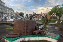 Les Chaines Brisées, Anse Nadeau à Cayenne