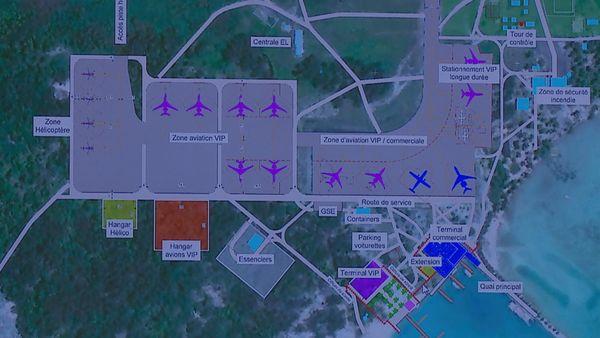 L'agrandissement de l'aéroport de Bora Bora fait réagir les habitants