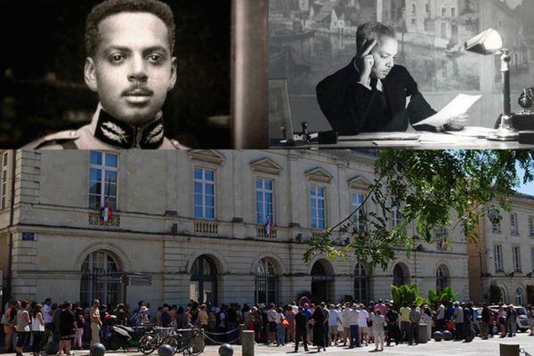 inauguration place Raphael Elize