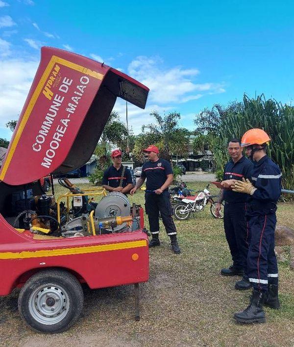 10 jeunes sapeurs pompiers décrochent leur brevet