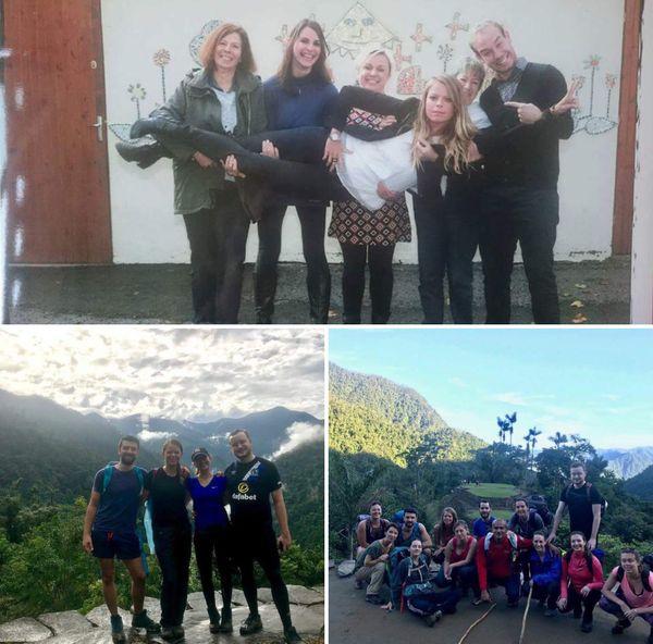 Depuis septembre, Morgane est enseignante au lycée français de Medellin en Colombie