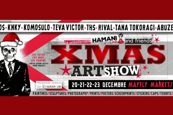 Exposition collective : Xmas Art Show