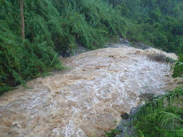 Inondations Houaïlou