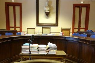 Salle d'audience du tribunal de Cayenne 2