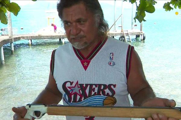Rencontre avec Fernand Ateo, pêcheur professionnel