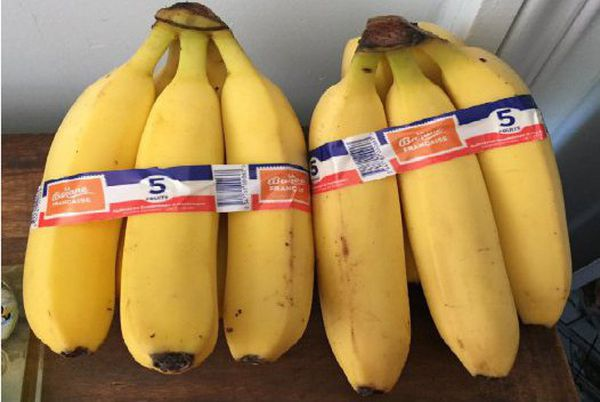 Label bananes françaises