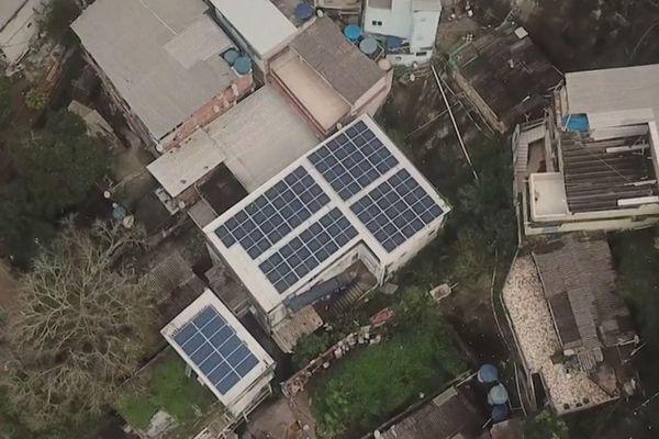 Energie solaire au Brésil