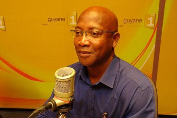 Gabriel Serville, député et maire de Matoury