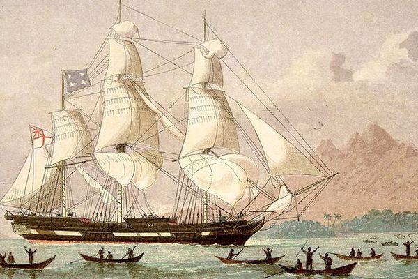 Arrivée de l'évangile à Tahiti , 220 ans d'Histoire