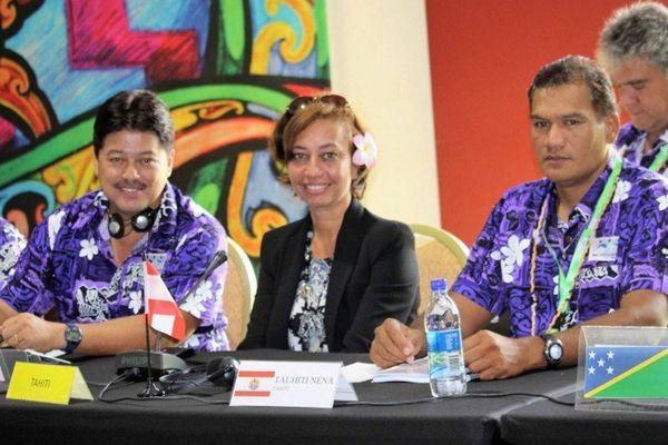 Salomon pays hôte des prochains jeux du pacifique sud en 2023
