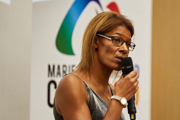 Marie-Christine Cazier.