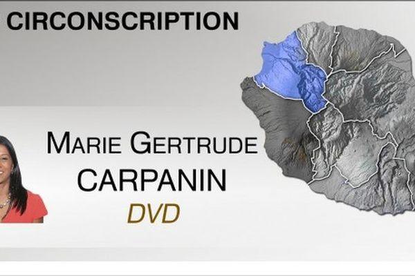 Marie-Gertrude Carpanin