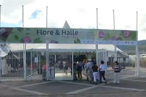 Ouverture Flore et Hall 2014