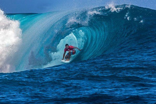 Billabong Pro Tahiti 2014, jour 1, 18 08 14
