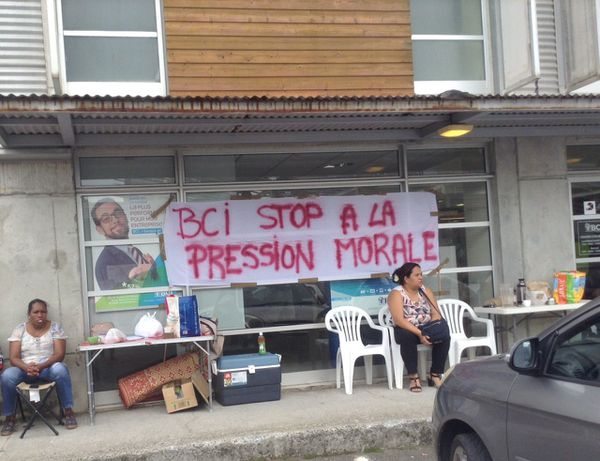 BCI : Stop à la pression morale