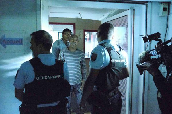 Ronde de gendarmerie