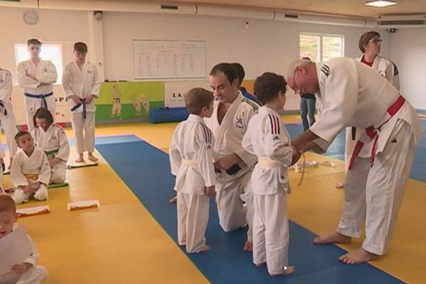 judo ceintures