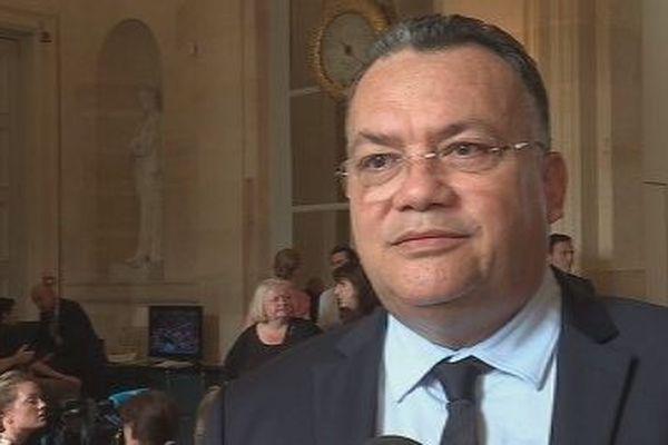 Sylvain Brial député de Wallis et Futuna