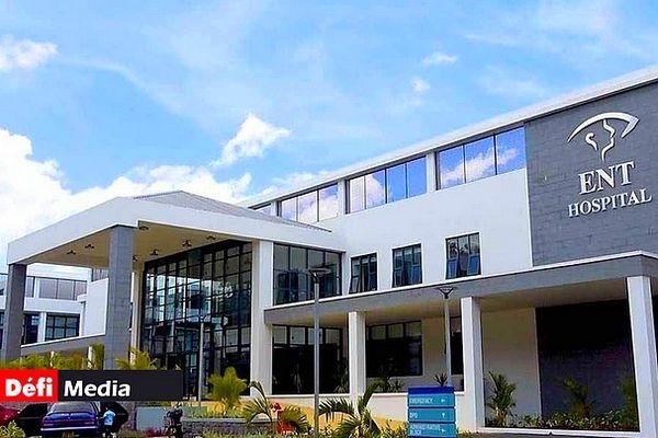 Hôpital de Vacoas Maurice mai 2021