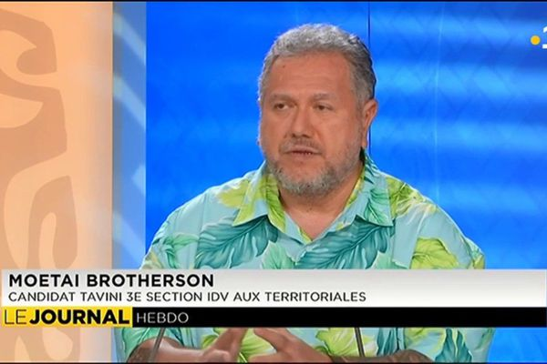Moetai Brotherson : « Je suis pour l'organisation d'un référendum sur la dépénalisation du cannabis »