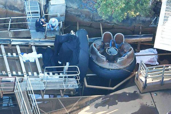 accident dreamworld australie