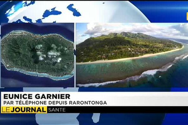 Le chikungunya  sévit aux îles Cook