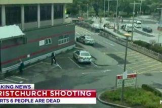 Fusillade dans une mosquée à Christchurch