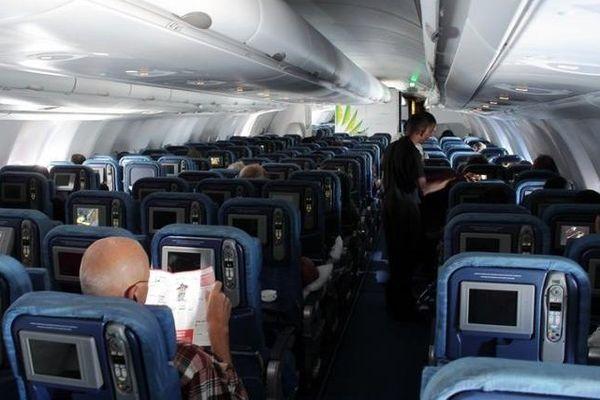Intérieur A330/300 Air Caraïbes