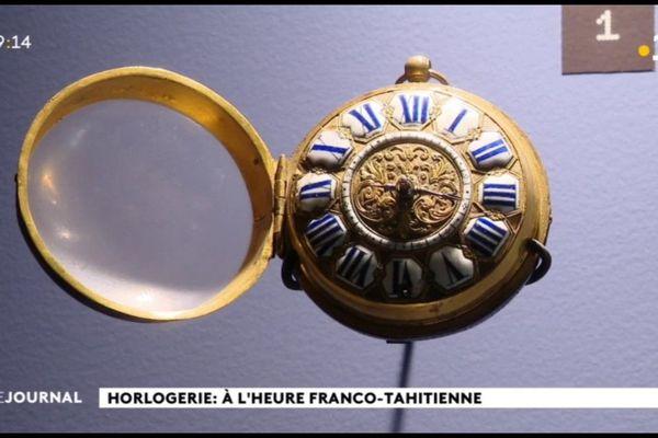 « Te manu », montres d'origine tahitienne made in France