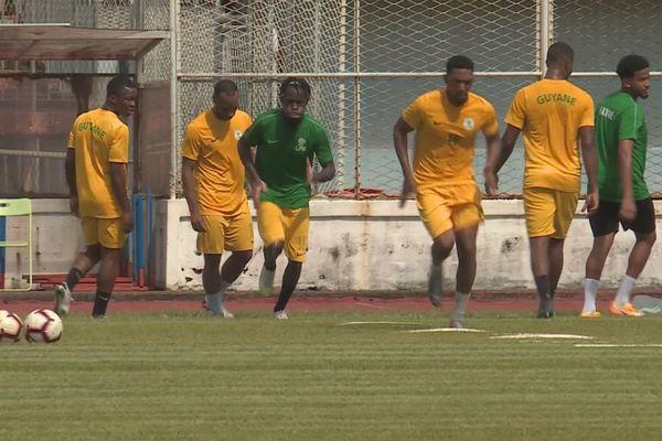 Gold Cup : Dernière ligne droite pour les Yanas Dôkos