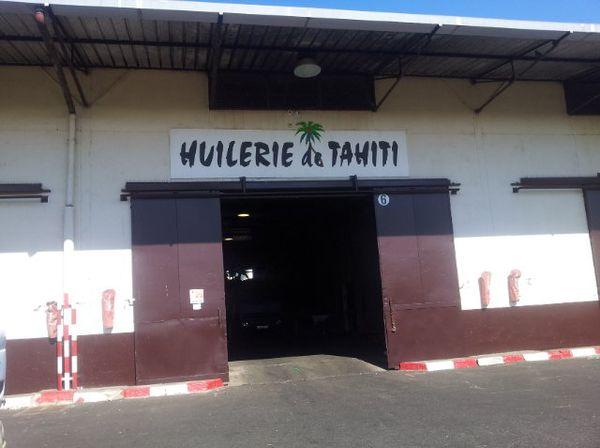 Huilerie de Tahiti en grève?