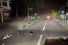 Des incidents à la Rivière Saint-Louis, jeudi 19 août.