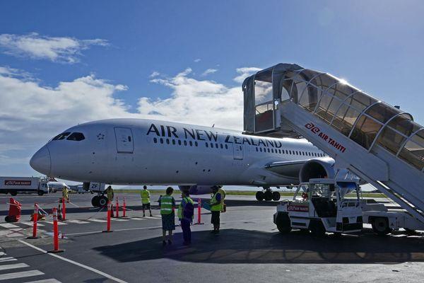 Perturbation des vols air new zealand ce week en