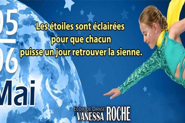 «Dans les pas du Petit Prince» nouveau spectacle de l'école de danse Vanessa ROCHE