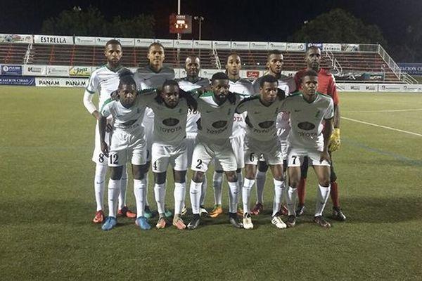 L'équipe du Club Franciscain