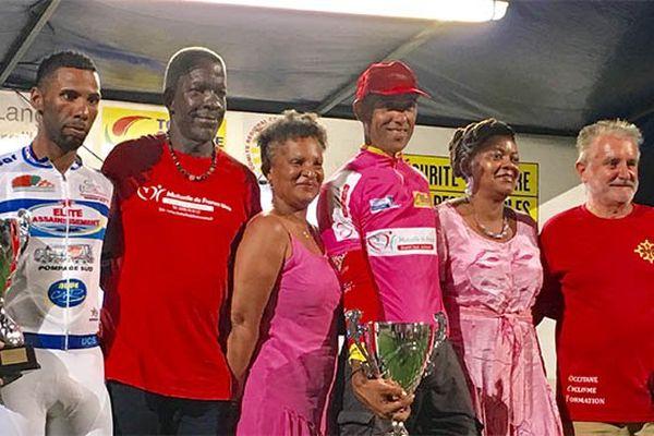 Tour cycliste de Martinique : Hervé Arcade