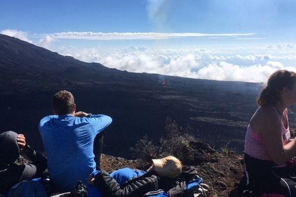 Volcan 1 février 2017